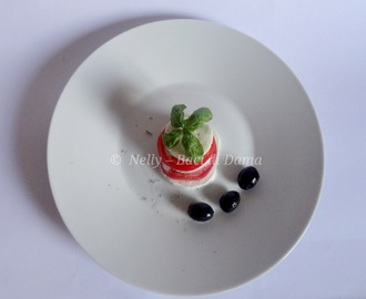 Caprese Salad.. and Food Styling !