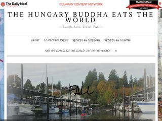 The Hungary Buddha Eats the World | The hungry girl's guide to zen and adventure in the kitchen
