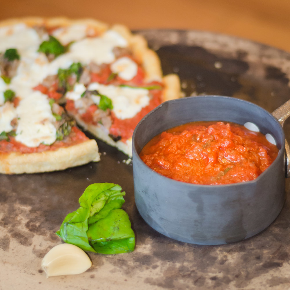 Amazing Pizza and Pasta Sauce