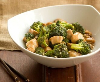 Chicken and Broccoli Stir Fry…#WeekdaySupper, #EasyMeals