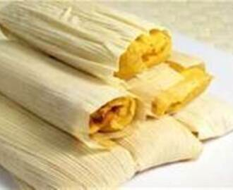 Tamales:  Beef and Pork Recipe...