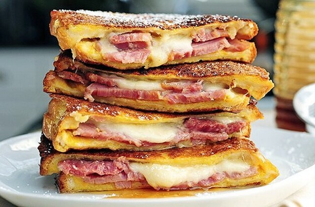 Monte Cristo sandwiches – You will love it!