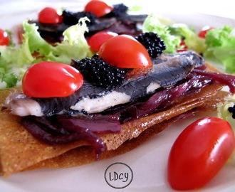Recetas de como cocinar sardinas frescas mytaste for Como cocinar navajas frescas