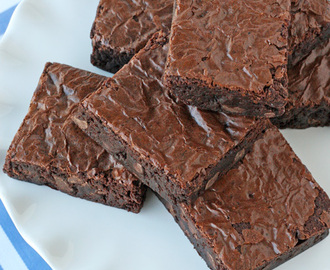 Perfect Homemade Brownies
