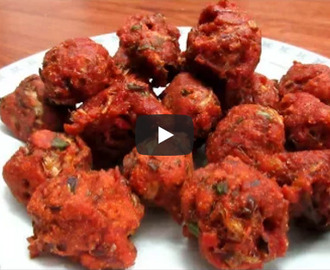 Chinese Pakoda Recipe Video