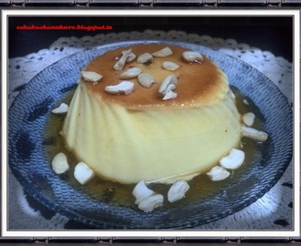 Custard Caramel Pudding