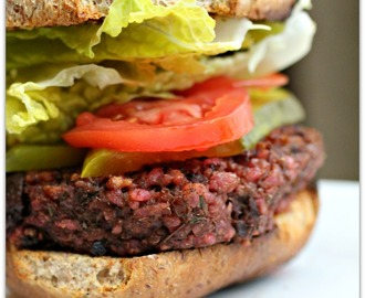 Northstar Cafe's Veggie Burger All Grown Up
