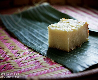 Recipe: Cassava Pudding