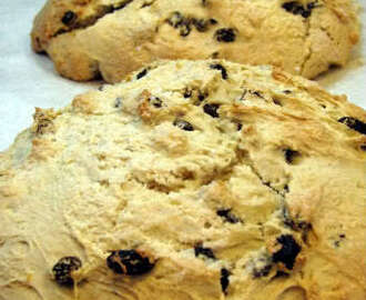 Aunt Roe's Irish Soda Bread Recipe