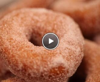 Donuts - recept | 24Kitchen