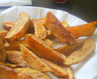 How to make Potato Wedges / Restaurant Style Recipe :