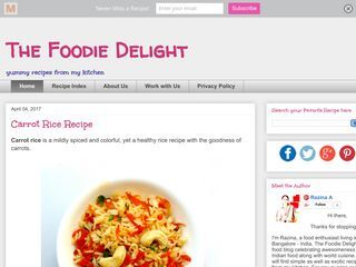 The Foodie Delight