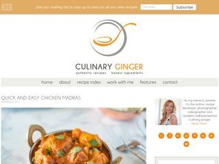 Culinary Ginger