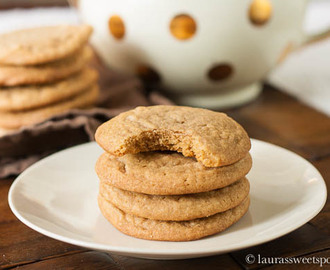 Biscoff Spread Cookies
