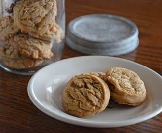 Crunchy Biscoff-Butterscotch Chip Cookies