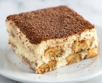Tiramisu Fácil com Cream Cheese