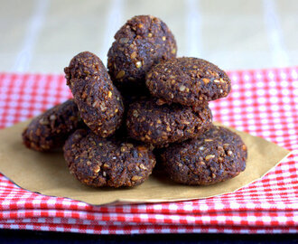 Recipe: Chocolate, Orange, Date & Seed Energy Balls