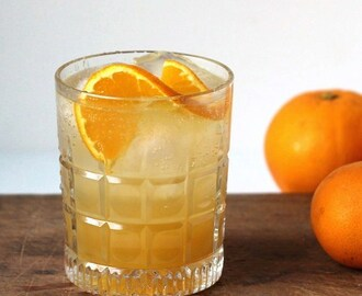 Bourbon, Ginger, Orange: Cocktails and #TopChef