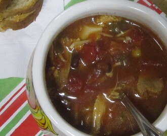 Weight Watchers Monday ~ Mexican Soup
