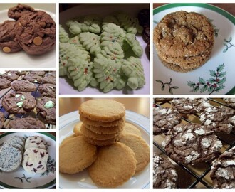 Homemade Food Gifts - Cookies