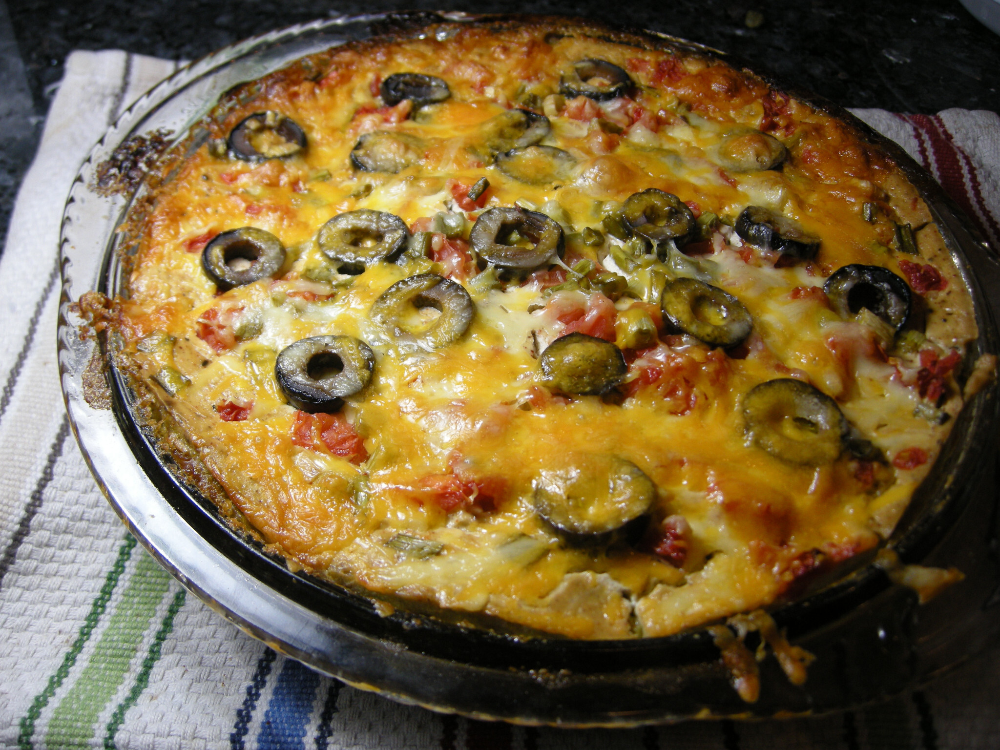 Rosie Makes A Layered Mexican Casserole Dip For Her Partay.
