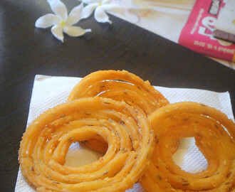 How to make Chakli / Spicy Murukku / Easy step-by-step Recipe: