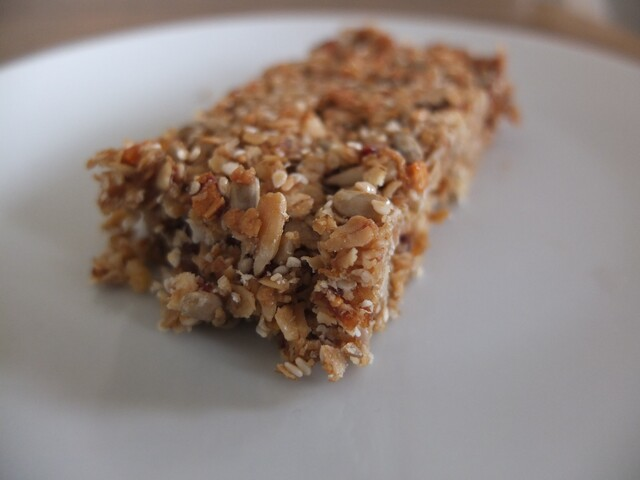Food: granola bars