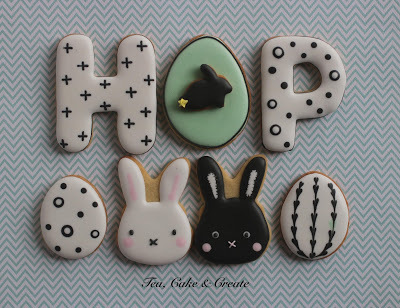 Easter Cookies - Little Lamb
