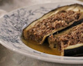 STUFFED AUBERGINES - 1570