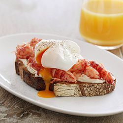 Eggs Benedict van The Wolseley - recept - okoko recepten