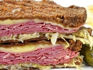 Celebrate National Hot Pastrami Sandwich Day - 01/14/13