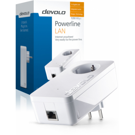 DEVOLO DLAN 1200+ Single