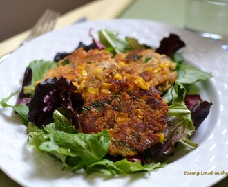 Pumpkin Becomes More than a One-Hit-Wonder with Vegetarian Tex-Mex Patties