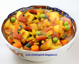 Mix Veg Curry