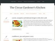 The Circus Gardener's Kitchen