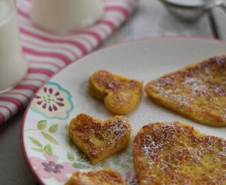 Valentine's French Toast