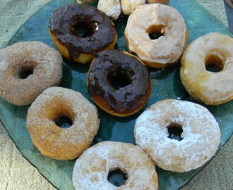 Lazy Man's Donuts