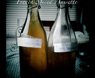 HOME: Homemade Spiced French Anisette Liquor