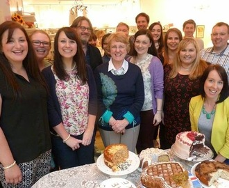 Nigel Slater and The Clandestine Cake Club!