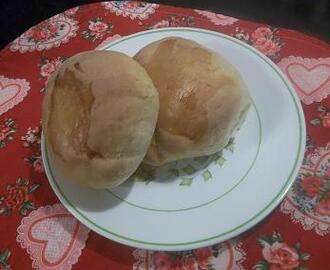 Homemade Hamburger Buns!