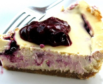 Strawberry Blueberry Cheese Cake