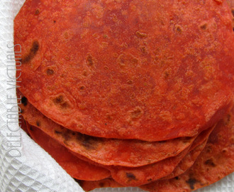 Chipotle and Sun-dried Tomatoes New Mexican Flour Tortillas