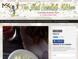 The Mad Scientist's Kitchen!!