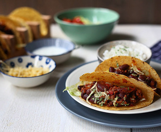 How to make the best organic Beef Tacos