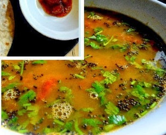 Home made Instant Rasam mix  (Quick rasam )