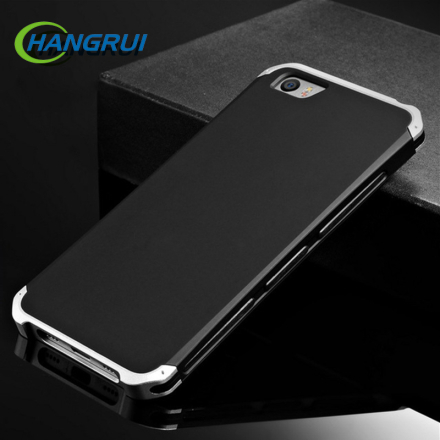 For Xiaomi Redmi Note 4X 4 Note 5 Pro 5A Case Metal Frame 3 in 1 Hybrid PC Hard Cover For Xiaomi Mi5 Case Mi 5 5S Plus Mix Cases