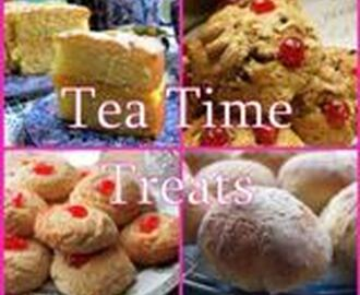 Tea Time Treats ~ May 2014