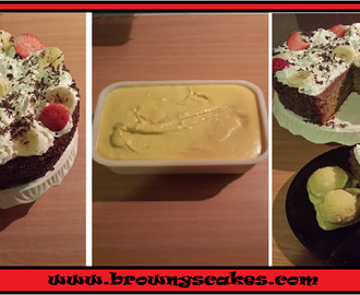 Banana Cake recipe & banana ice cream recipe