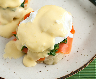 Top o' the Mornin': Eggs St Patrick (aka Irish Eggs Benedict)