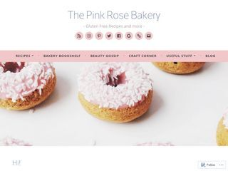 The Pink Rose Bakery